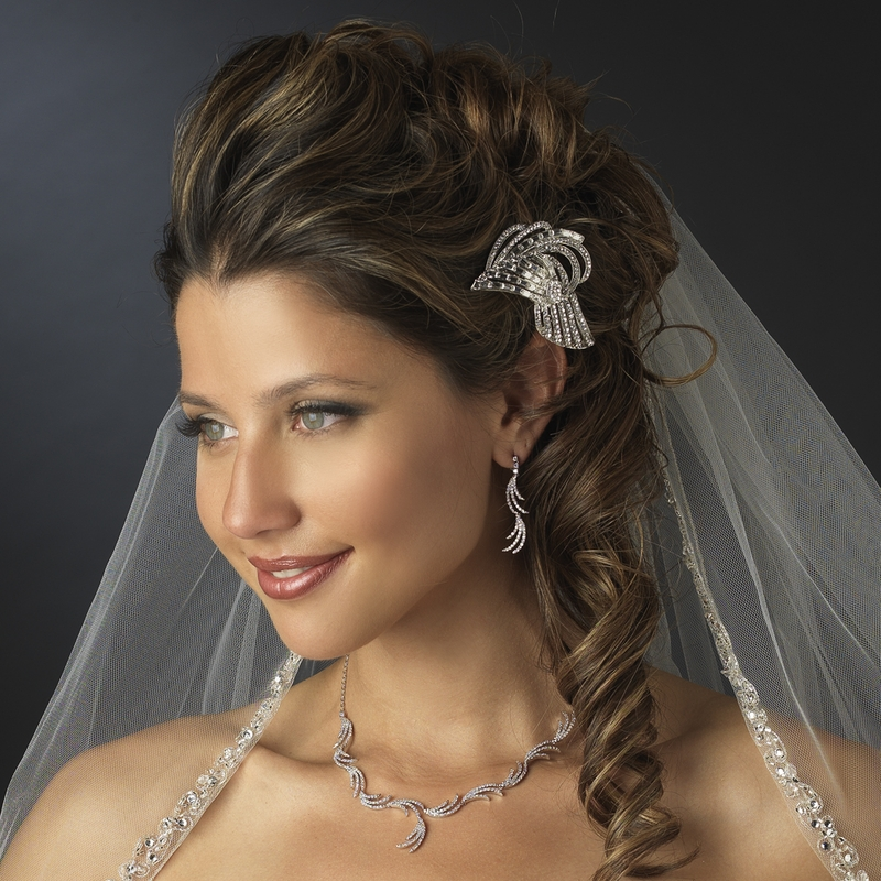 7 Gorgeous Wedding Updos And Bridal Upstyles