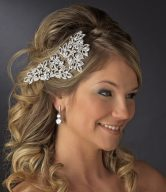 Bridal Hair Combs and Clips