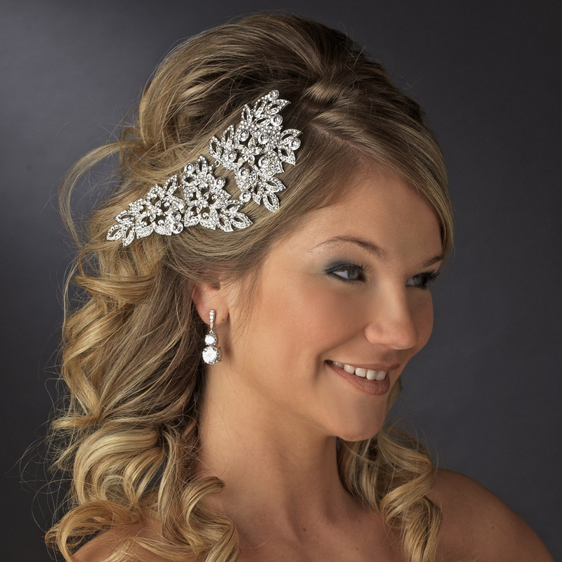 How To Pick The Perfect Bridal Headpiece For The Big Day ...