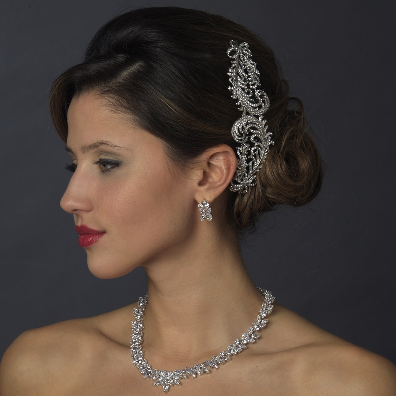 How To Choose Bridal Hair Accessories