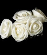 Charming Flower Bridal Hair Comb