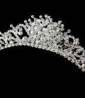 Wedding Tiara Comb