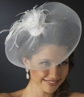 New Bridal Hats and Fascinators
