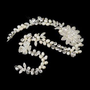 Bridal Headpiece Clips