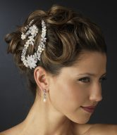 Bridal Hair Vines