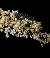 Swarovski Crystal Wedding Comb