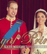 Princess Kate Middleton Inspired Royal Wedding Collection