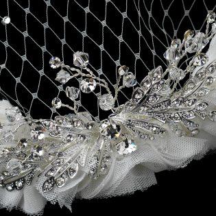Headband veil