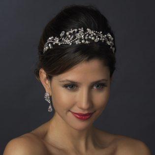 Tiara headpiece