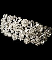 Bridal hair barrette