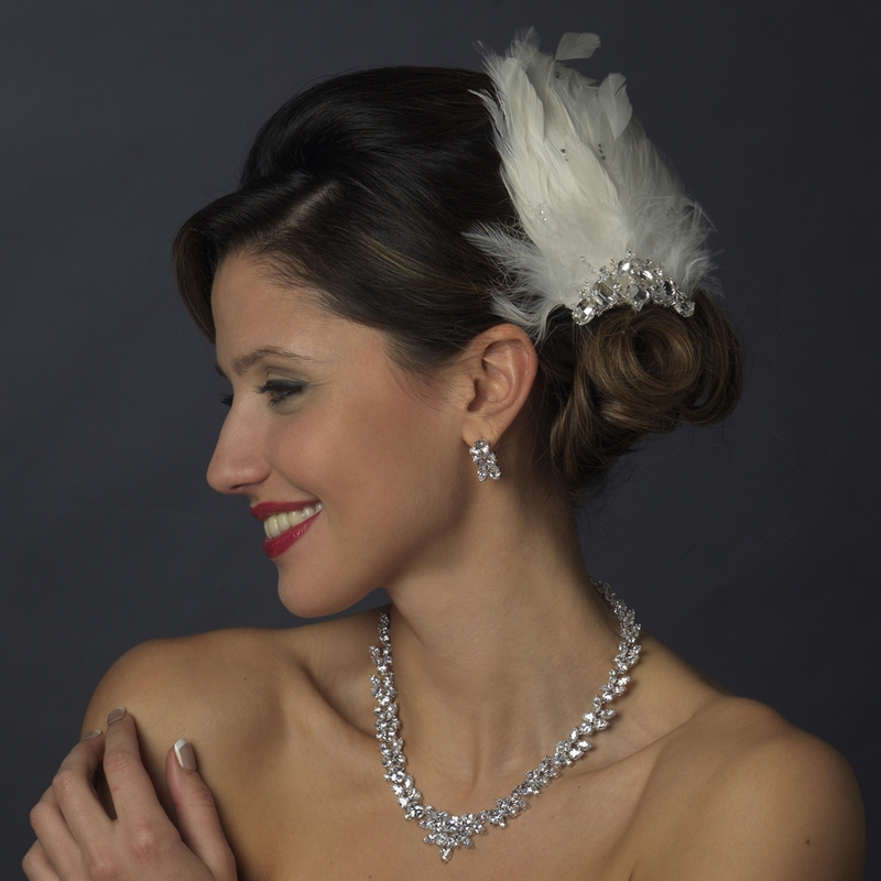 Bridal Hair Accessory Trends