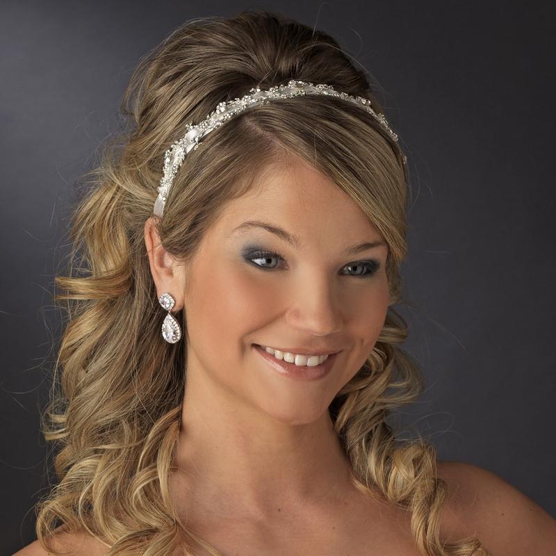 Satin Ribbon Headband