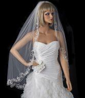Waltz Length Wedding Veil