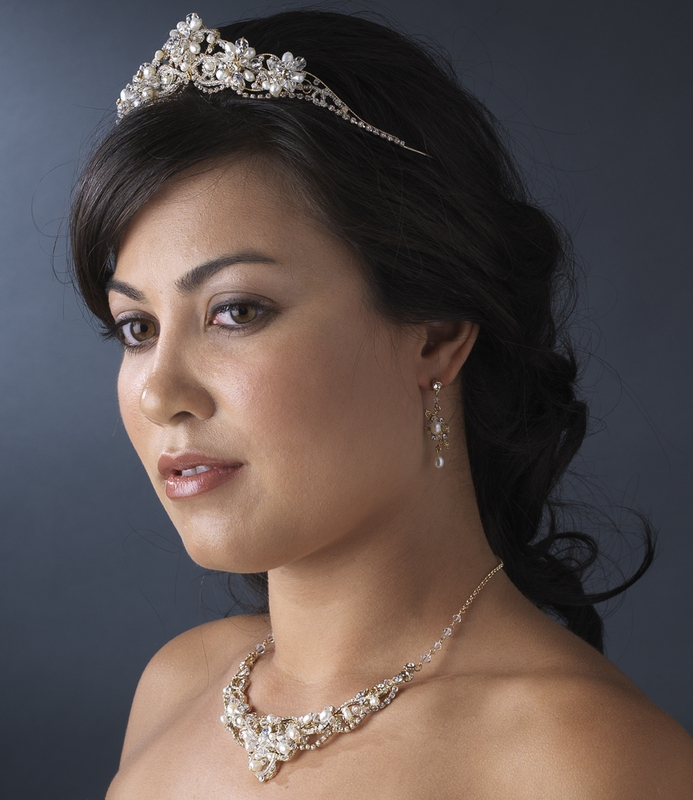 Wholesaler of Crystal Couture Bridal Wedding Jewelry