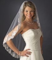New Bridal Veil Headpieces