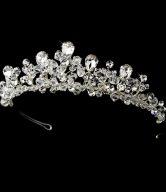 Fabulous Swarovski Crystal Tiara Headpiece