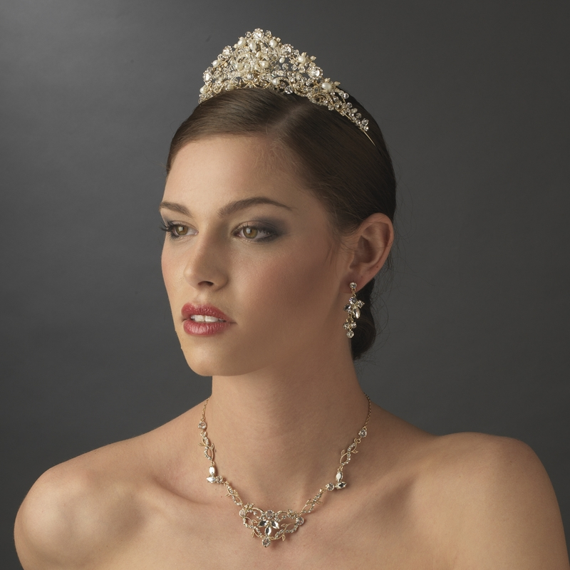 Bridal Tiara Headpieces