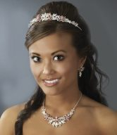 Color-Accented Tiaras