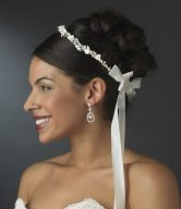 Satin Greek Stefana Wedding Crowns