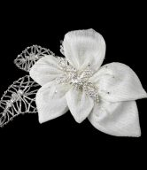 Bridal Flower Hair Clip