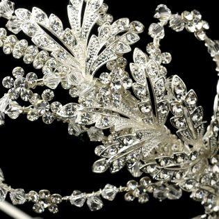 Bridal Flower Headbands