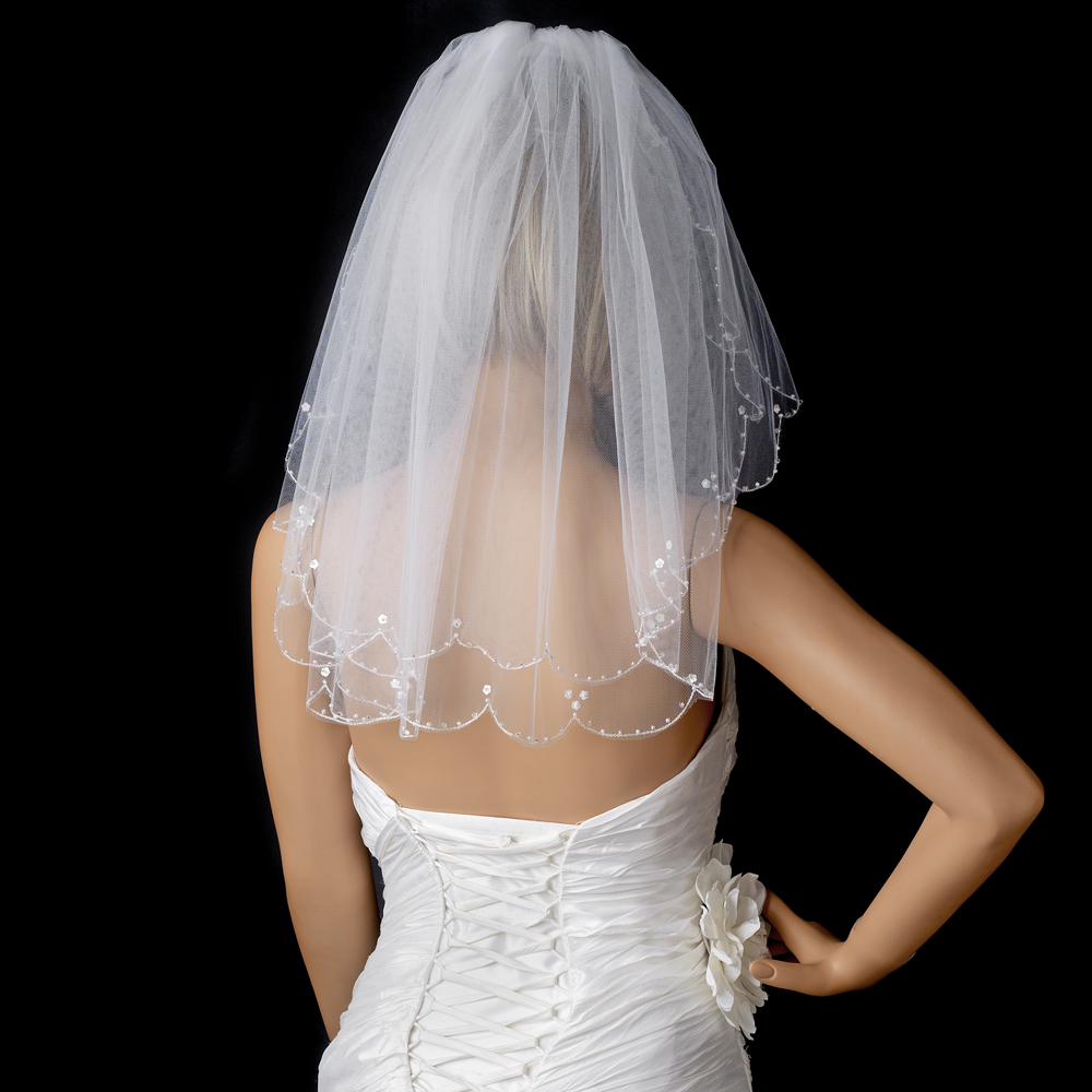 bridal veil milf women Searching for the perfect wedding headpiece or hair accessories david's bridal offers stunning headpieces from classic veils and blushers to elegant tiaras and hair accessories.