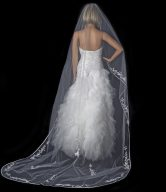 Cathedral Length Veils