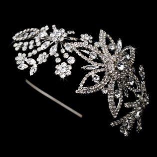 Swarovski Crystal Headband