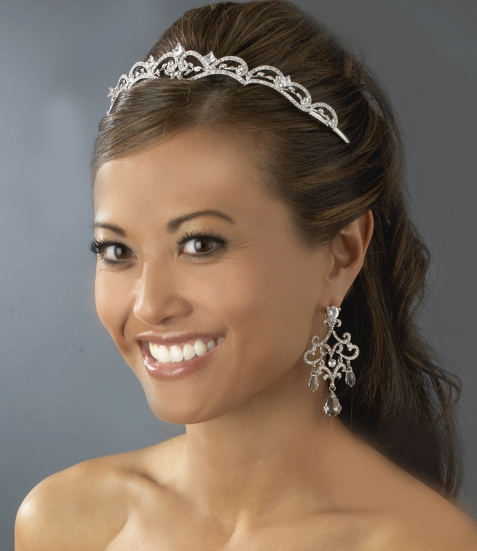 Wedding hair band accessories