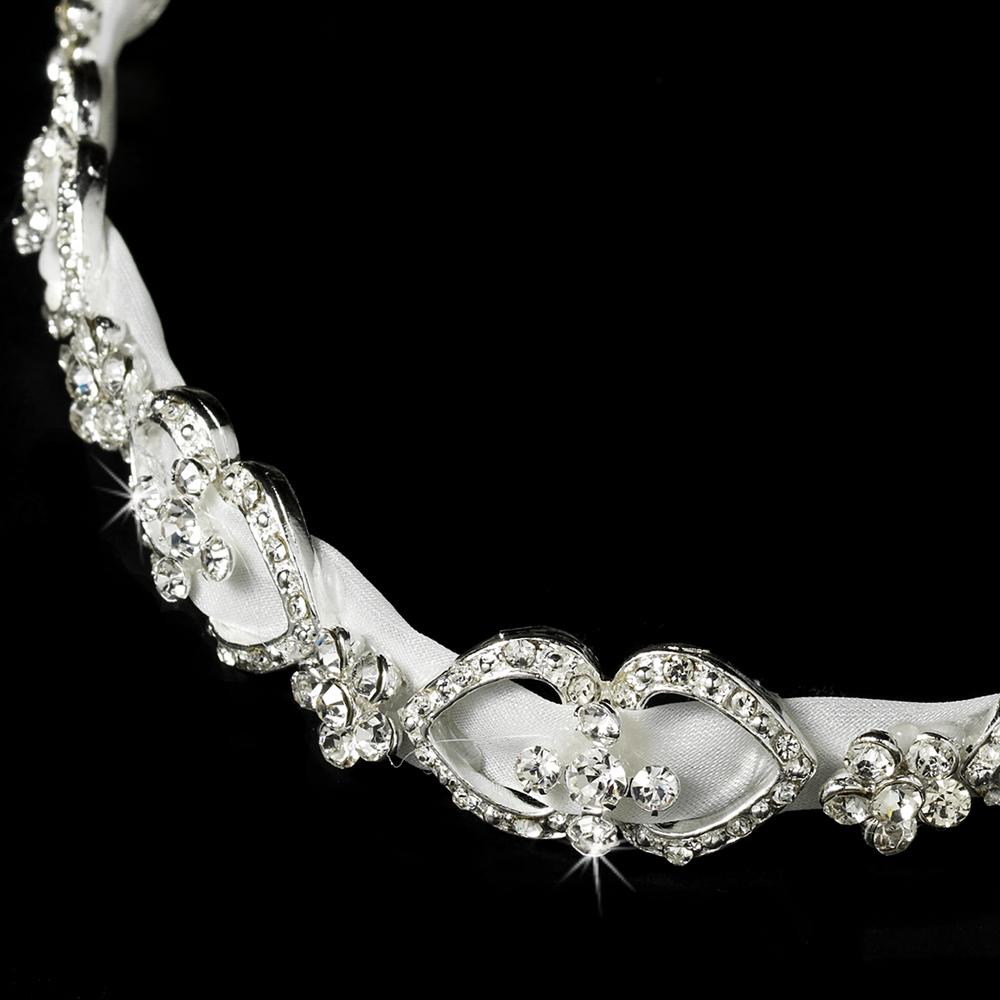 bridal headpieces bridal and wedding headbands vintage satin ribbon