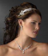 Bridal and Wedding Hair Bows