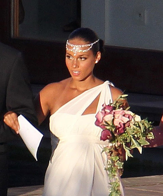 Trend Alert Bridal Head Chains