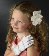 Flower Girl Gloves and First Communion Gloves