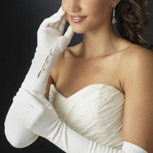 Full Bridal Gloves