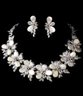 Pearl Bridal Necklace