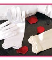 Childrens Wedding Gloves