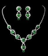 Green Jewelry Sets