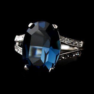 CZ Bridal Ring