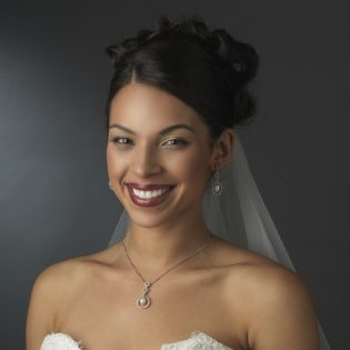 Rhinestone Bridal Earrings