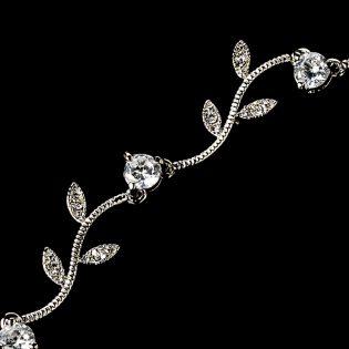 CZ Wedding Bracelet