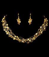 Gold Bridal Jewelry Sets