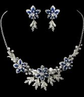 Blue Jewelry Sets