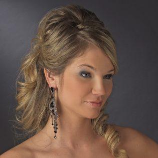 Bridal Chandelier Earrings