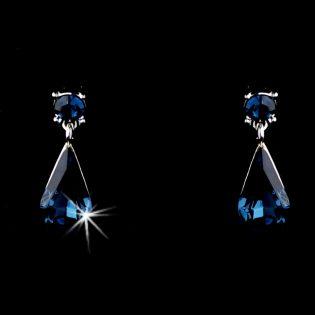 Crystal Bridal Jewelry Set