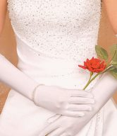 Full Bridal Gloves