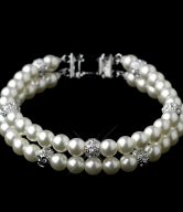 Pearl Bridal Bracelets