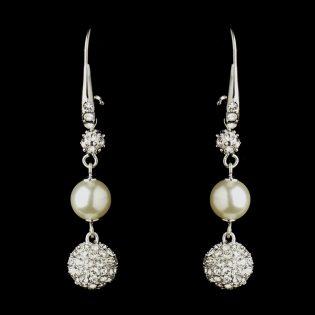 Bridal Pearl Earrings