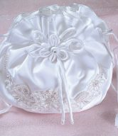 Satin Bridal Handbag