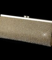 Rhinestone Clutch Evening Bag