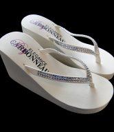 New Bridal Flip Flops